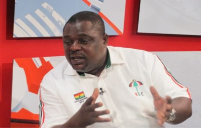 Deputy General Secretary of the NDC, Koku Anyidoho