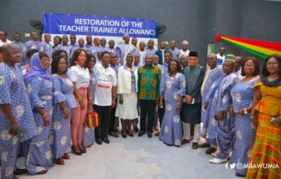 Teacher Trainees Association of Ghana (TTAG)
