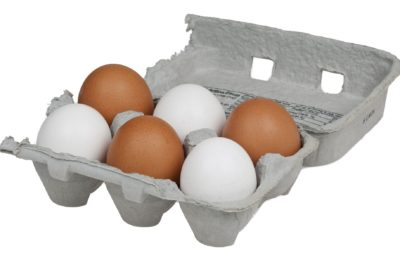 6 Pack Chicken Eggs