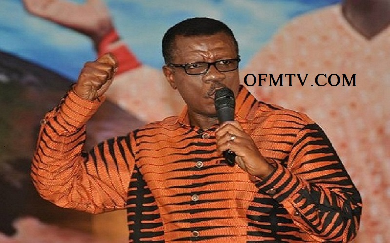 Dr. Mensa Otabil - founder of International Central Gospel Church