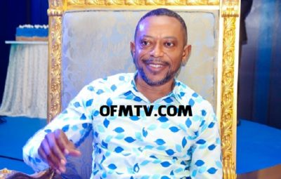 Rev. Isaac Owusu Bempah - Founder of the Glorious Word Power Ministry International