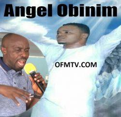 Bishop Angel Daniel Obinim (Right) And Prophet Kofi Amponsah (Left)