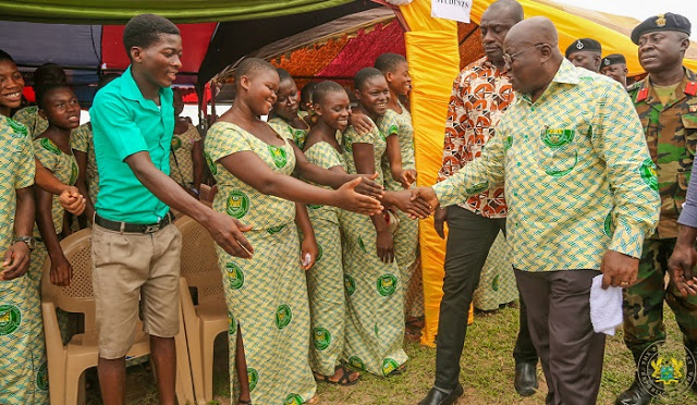 President Nana Addo Dankwa Akufo-Addo on Free SHS