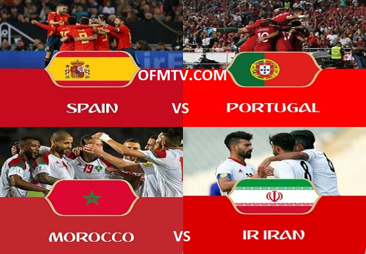 FIFA World Cup Russia 2018 Group B