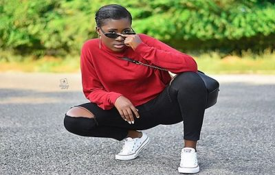 YOLO Star, Actress Fella Makafui.