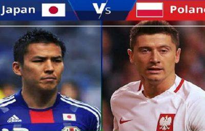 Japan vs Poland 0-1 All Goals & Highlights