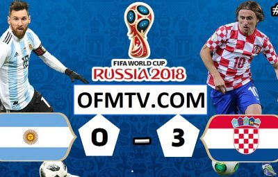Argentina vs Croatia [0-3] All Goals & Highlights - FIFA World Cup 2018 Match Result
