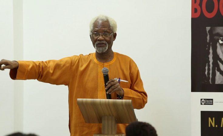 Late Ghana's iconic poet Prof Atukwei Okai