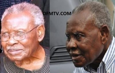 Ghanaian Politician J.H. Mensah has died at age 89