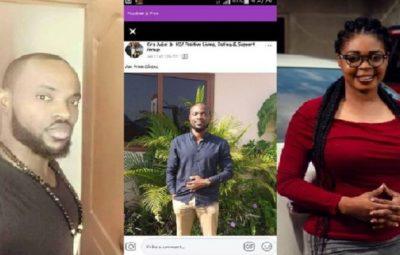 I am HIV negative - Joyce Dzidzor Mensah's lover releases documents