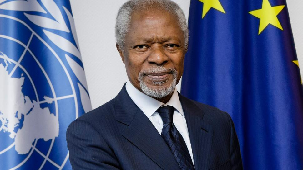 Former UN Secretary-General Kofi Annan is dead at Age 80