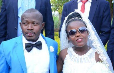 Remarkable Wedding between Gasongo and Sweety