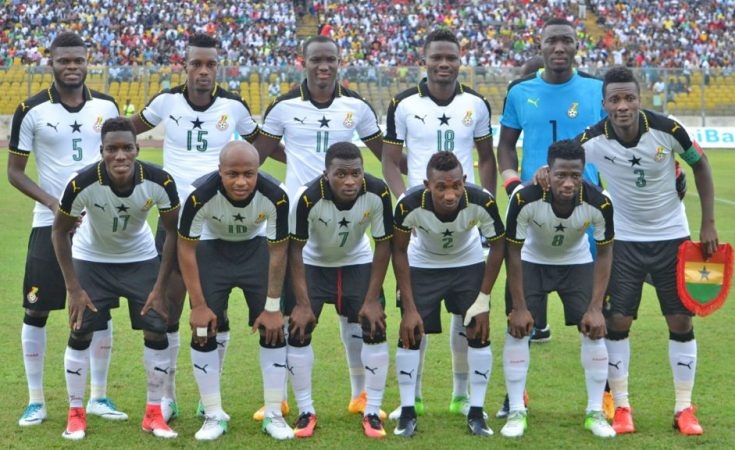 Ghana Black Stars will battle the Harambee Stars of Kenya tomorrow