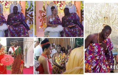 Pastor Chris' Daughter Carissa Sharon Traditional Marriage & Wedding