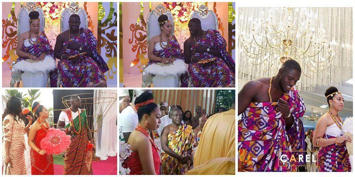 Pastor Chris' Daughter Carissa Sharon Traditional Marriage & Wedding