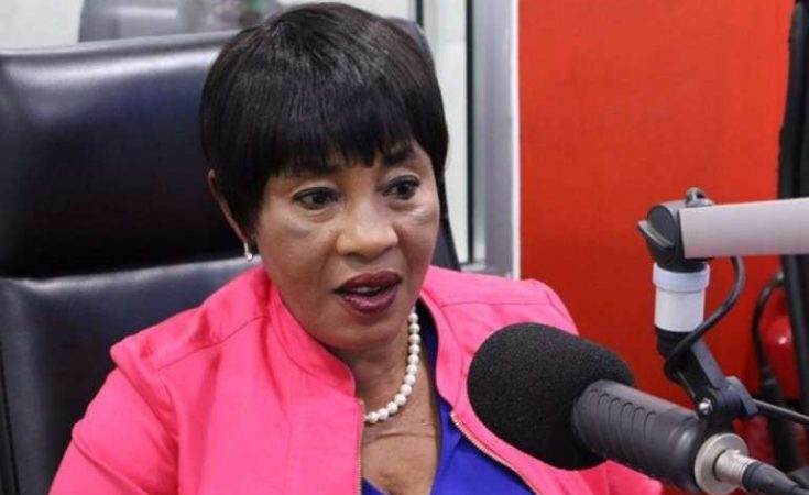 Anita Desoso - National Vice Chairperson for the National Democratic Congress (NDC)