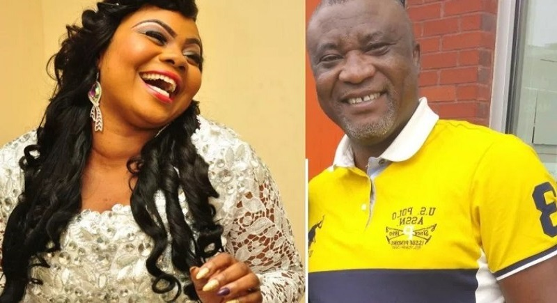 Gifty Osei set to marry NPP's Hopeson Yaovi Adorye after he loses his wife