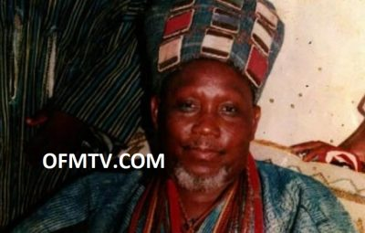 King Yaa Naa Yakubu Andani II (1945–2002) was the King of Dagbon