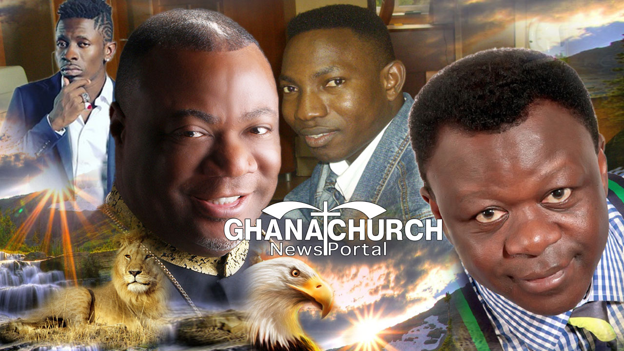 Shatta Wale, Archbishop Nicholas Duncan-Williams Weeping Prophet Jeremiah and Rev. Eastwood Anaba