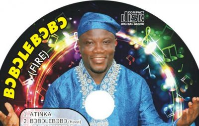 Evangelist IK Aning - Singer of popular gospel song bobolebobo