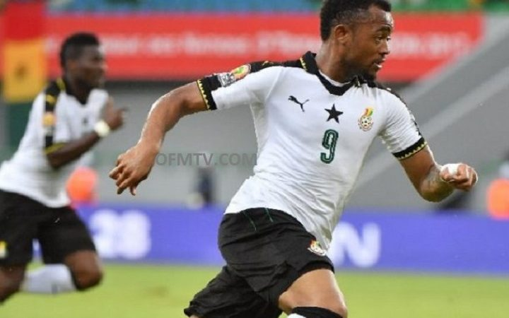 Jordan Ayew wants to replicate his Black Stars form at Palace