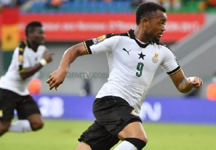 Jordan Ayew wants to replicate his Black Stars form at Palace