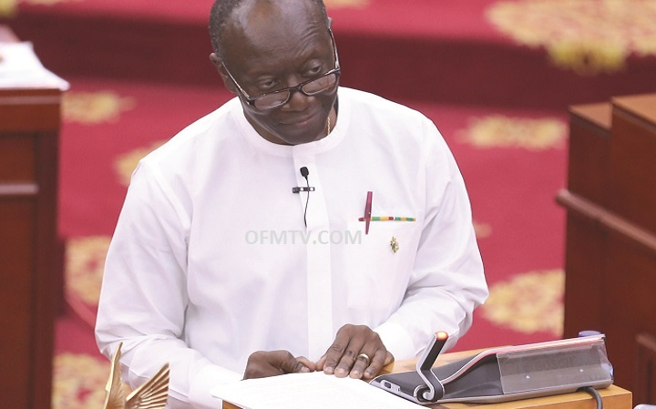 FULL GHANA 2019 AUDIO-TEXT BUDGET: Ken Ofori-Atta presents 2019 Budget Statement and Economic Policy of Ghana Government