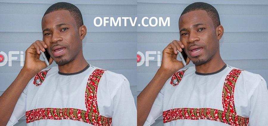 Adom FM's Kofi Adomah Nwanwani And KOFI TV Host