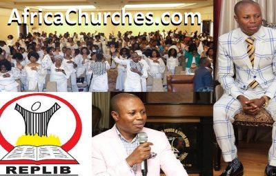 Senior Pastor, Apostle S.K. Asamoah of Resurrection Power and Living Bread Ministries International, New York USA.