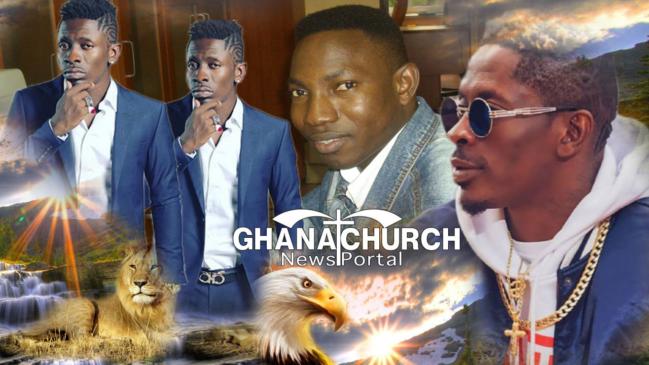 Dancehall Artiste Shatta Wale And Weeping Prophet Jeremiah
