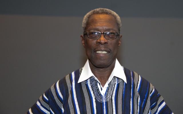 Dr. Tony Aidoo, NDC Stalwart and diplomat ambassador