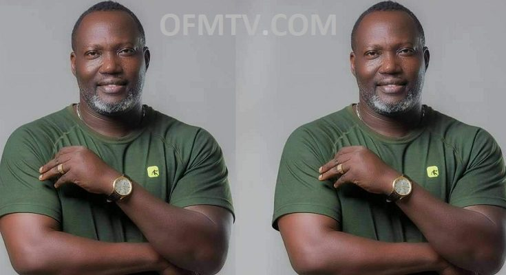 Kumawood Actor Bishop Bernard Nyarko