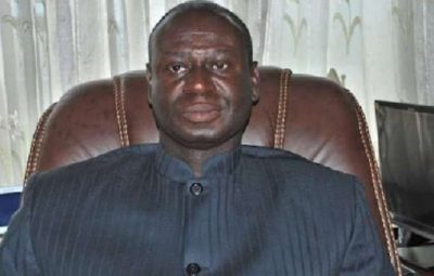Dr Samuel Sarpong - former Managing Director of State Housing Company
