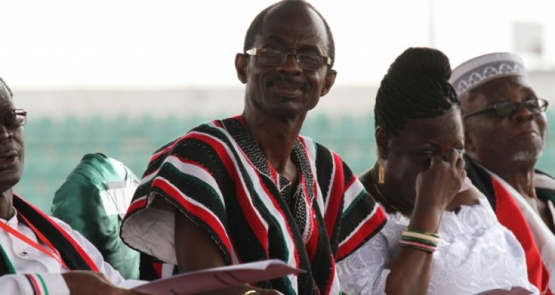 Johnson Asiedu-Nketiah - NDC General Secretary