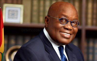H.E. President Nana Addo Dankwa Akufo-Addo