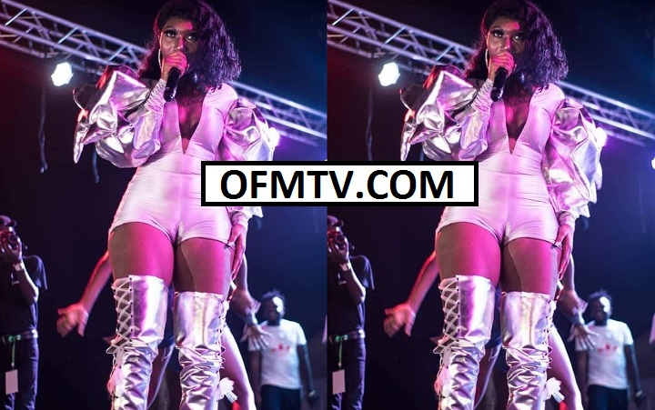 RuffTown Records artiste Wendy Shay