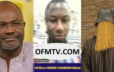 Kennedy Agyapong, Ahmed Hussein-Suale And Anas Aremeyaw Anas