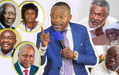 Prophet Nigel Gaisie and Rev. Owusu Bempah confirm Dr. Bawumia will die in 2019