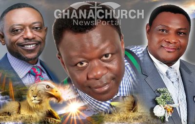 Rev. Owusu Bempah, Rev. Joseph Eastwood Anaba And Rev. Sam Korankye Ankrah