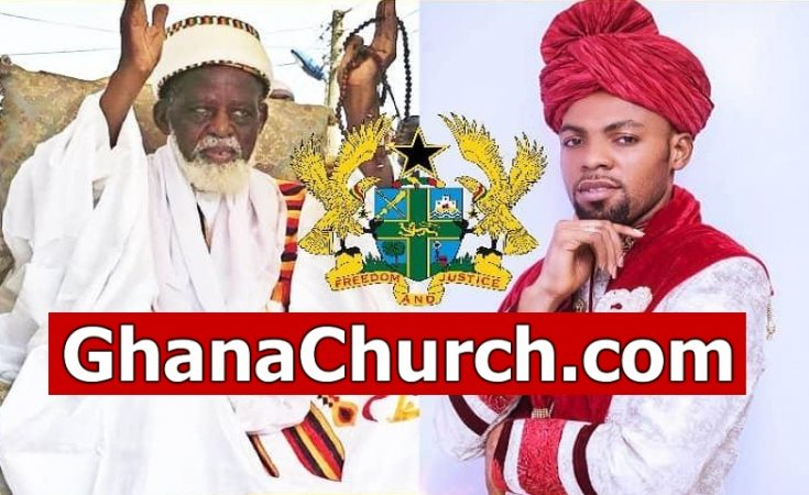 Sheikh Dr. Osmanu Nuhu Sharubutu - Ghana National Chief Imam And Rev. Obofour, aka Prophet Asanteman Bofour