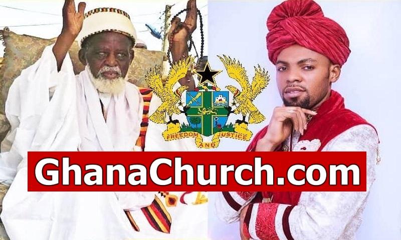 Sheikh Dr. Osmanu Nuhu Sharubutu - Ghana National Chief Imam And Rev. Obofour, aka Prophet Asanteman Bofour