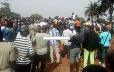 Victim of NDC office shooting buried amid tension at Kumasi Tafo