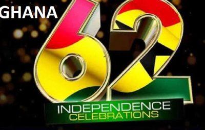 62nd Ghana Independence Day Celebration Parade Tamale