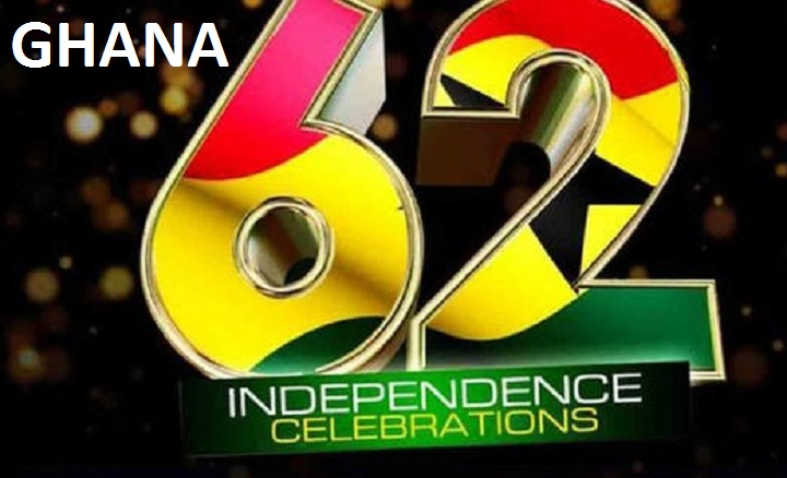 62nd Ghana Independence Day Celebration Parade Tamale