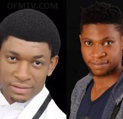 Gospel Musician Steve Crown And Producer Samuel Okolo - SAMZY