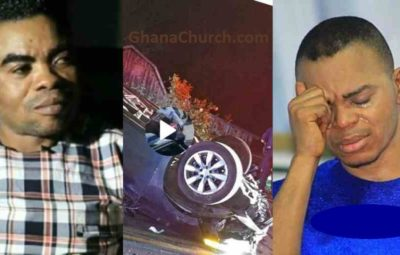 Bishop Daniel Obinim And Pastor Kingsley aka One Blow