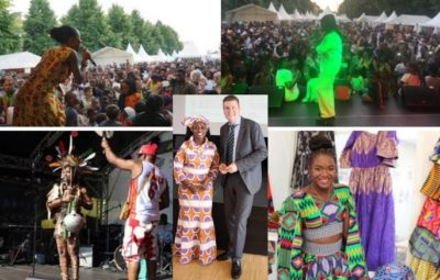 Africa Day 2019 - Culture, Education, Business