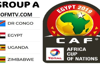 AFCON 2019 Group A - Matches, Top Teams, Kick-Off Times, Standings And Results