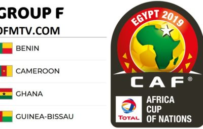 AFCON 2019 Egypt Group F - Matches, Top Teams, Kick-Off Times, Standings, Fixtures, Venues And Results