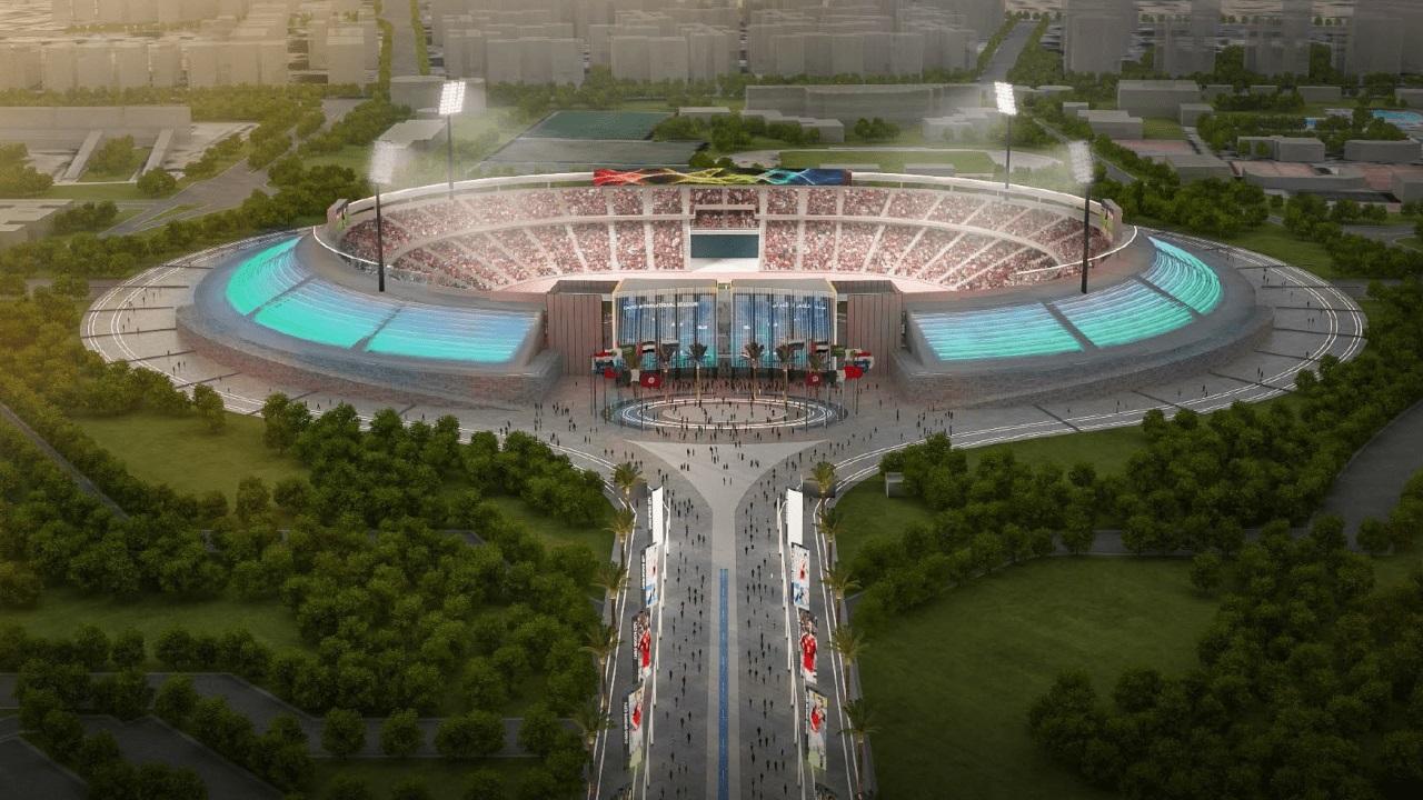 Cairo International Stadium - Egypt